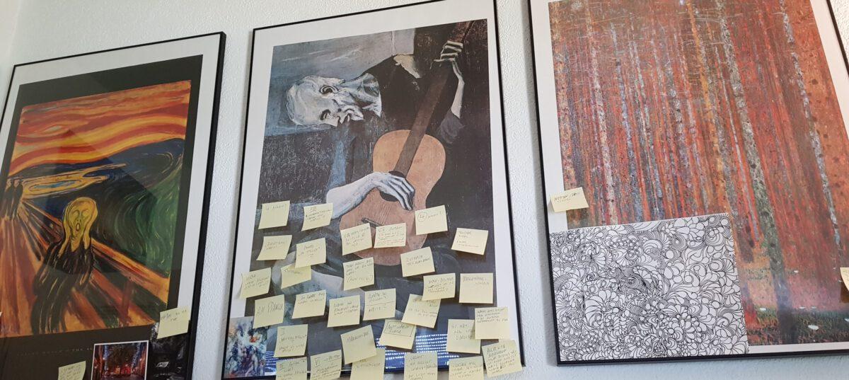 Sorck: Picassos Gitarrist