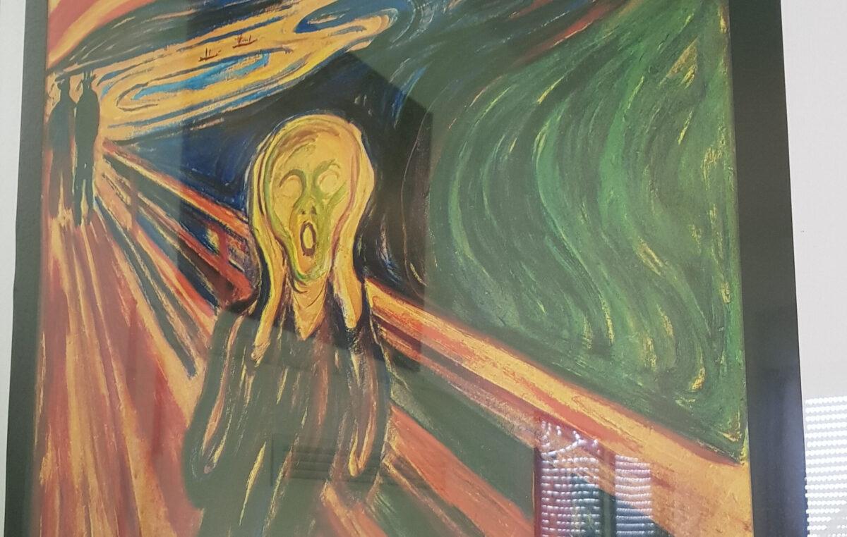 Sorck: Munchs Schrei