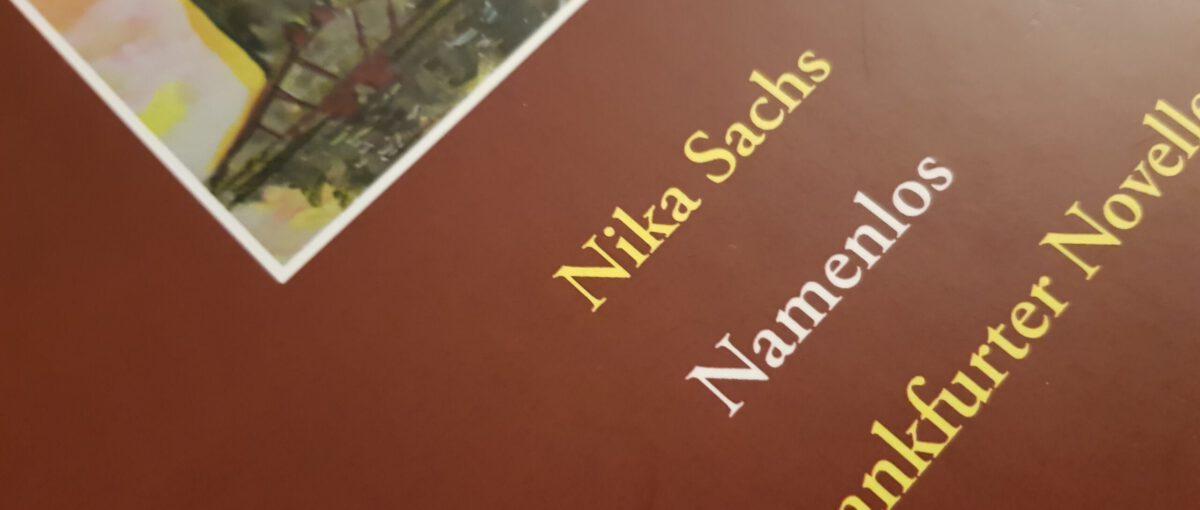 Nika Sachs: Namenlos