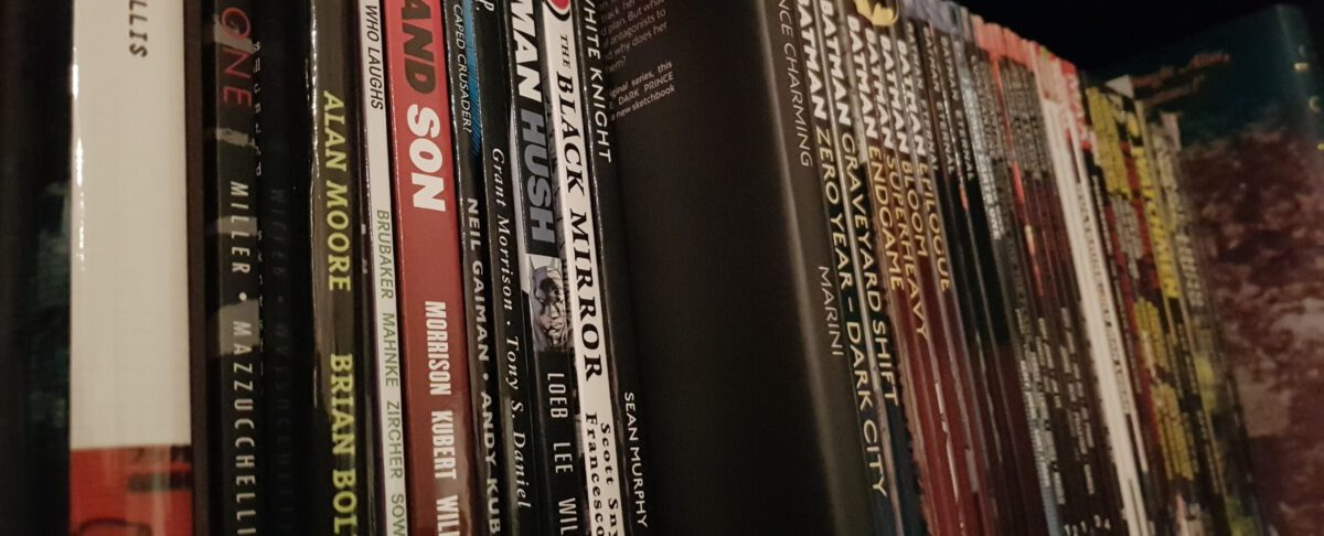 Jahresrückblick III: Literatur I (Die Bücher der anderen)