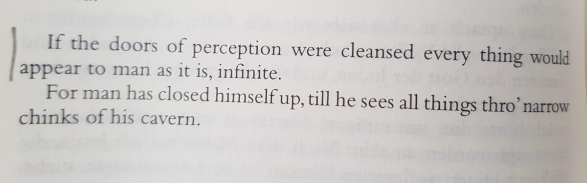 William Blake (Lyrik Gedicht Literatur Literaturblog)