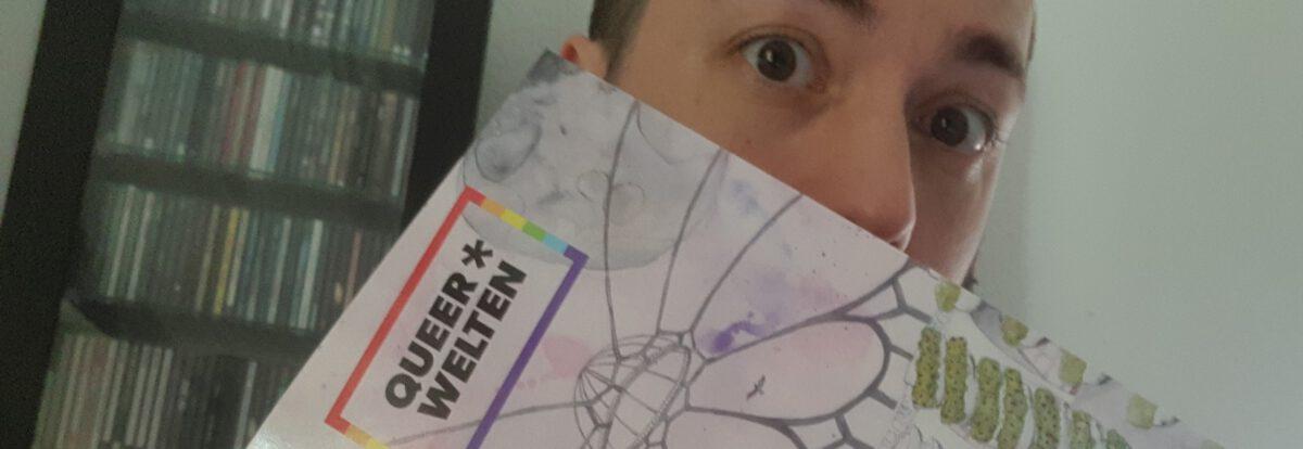 Literaturzeitschrift: Queer*Welten
